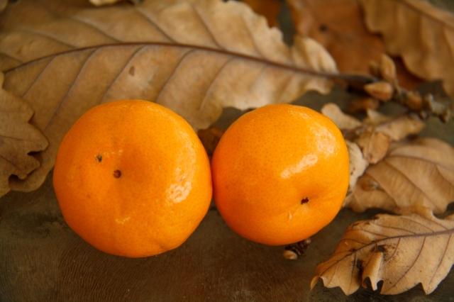 Golf ball mandarins