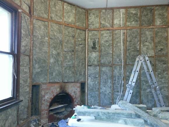 Insulation bedroom