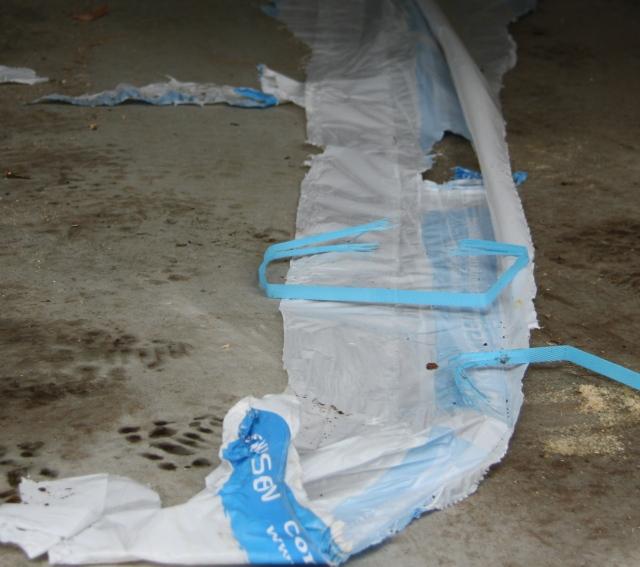 Timber Plastic wrap
