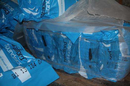 Insulation Plastic Wrap