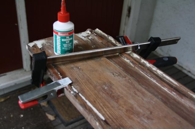 Skirting repairs