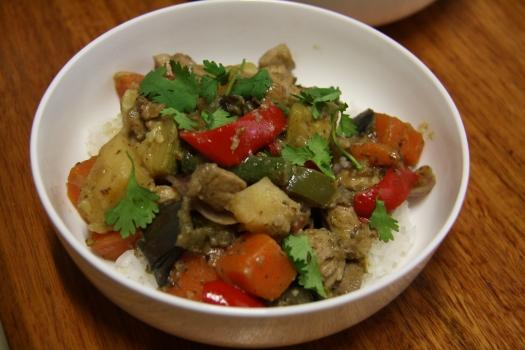 A.L. Asian curry paste base