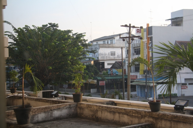 Garuda Plaza Room View