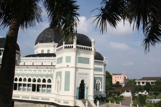 Grand Mosque Medan