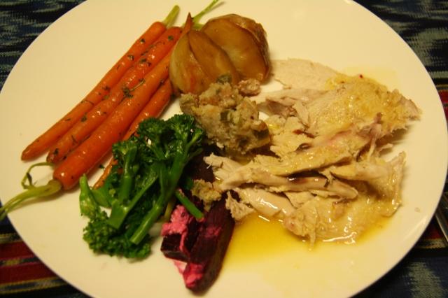 Roast chicken slow cooker