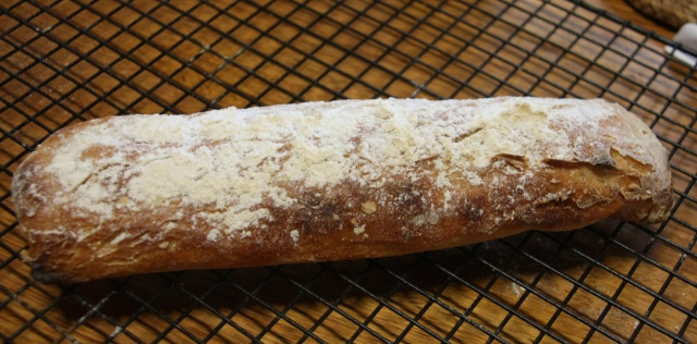 Ciabatta sourdough