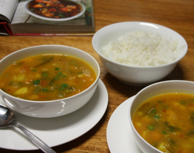 Rick Stein's Spicy Lentil Soup