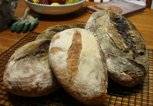 4 Breads