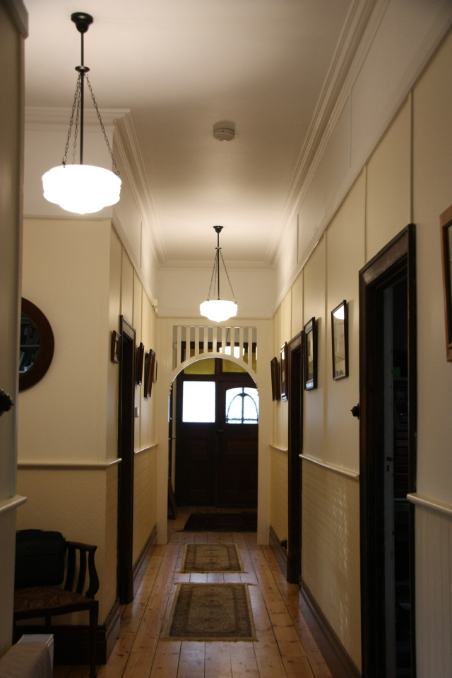 Lighting passageway
