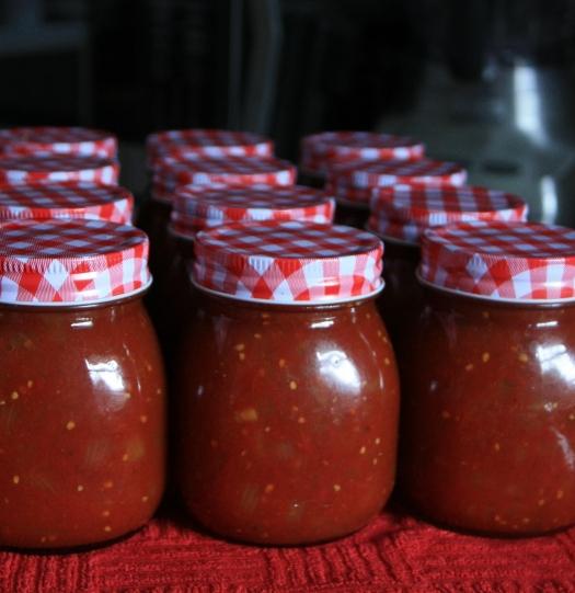 Tomato Pickles