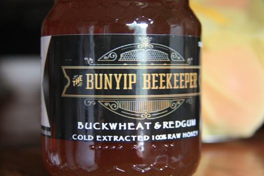 Bunyip beekeeper honey
