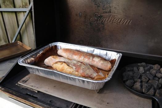 Sunbeam BBQ Bread
