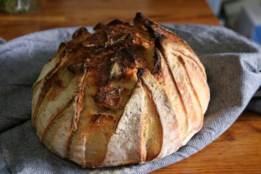 Sunflower loaf