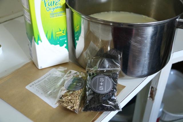 String & Salt Chai
