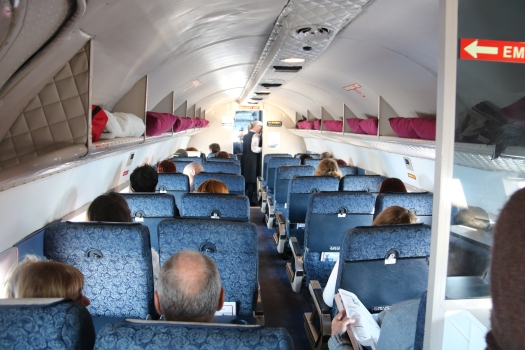 Inside the DC3