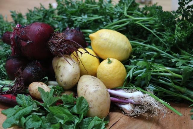 Harvest pickings